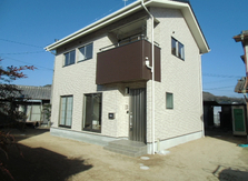 広島県A様邸の【新築注文住宅】